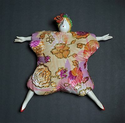 Poupee Millet Large Doll with Flower Headdress Pablo 88 #1