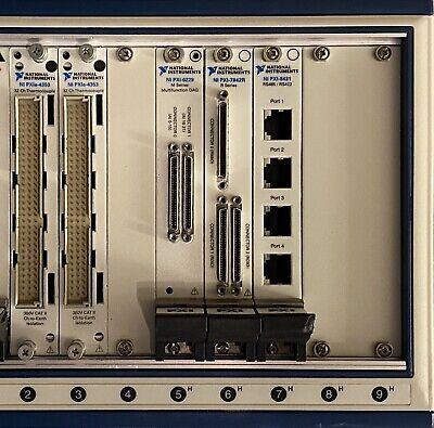 National Instruments Ni Pxi-7842r R Series Rio