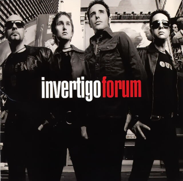 Invertigo - Forum     *** BRAND NEW CD ***