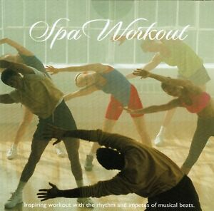 Spa Workout Music CD Aerobic Rhythm Beats Exercise Full Routine WarmUp CoolDown