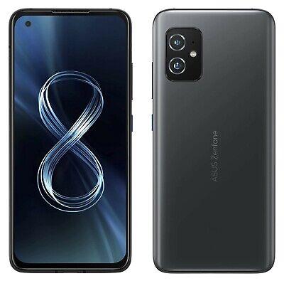 Asus Zenfone 8 5G Obsidian Black, Dual SIM, 256GB 16GB, Official Warranty