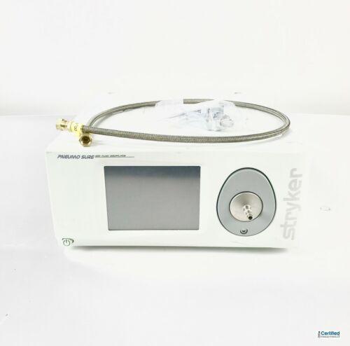 Stryker PneumoSure XL 45 Liter High Flow Insufflator with Adapter, Yoke & Hose