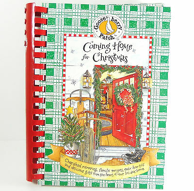 Home Coming Ideas (Gooseberry Patch Coming Home for Christmas Cookbook Recipes Crafts Gifts Ideas)