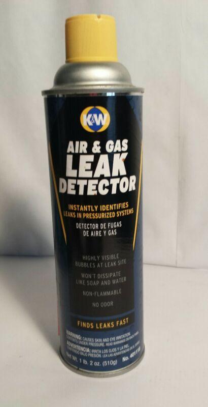 Air & Gas Leak Detector, 18 Wt Oz, CRC 401118