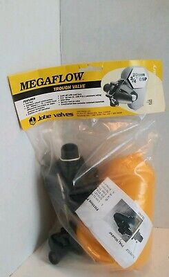 Jobe Megaflow 34 Water Trough Valve Livestock Waterer 20mm Bsp Vjmf20 Sealed