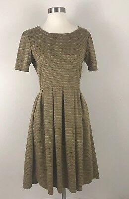 melia Dress Medium (Gold-kleid)