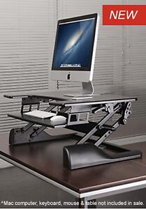 Heavy duty adjustable standing desk Northbridge Willoughby Area Preview