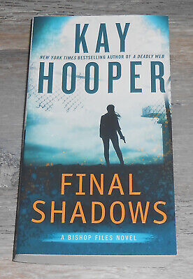 Final Shadows (Bishop Files Series) by Kay Hooper Paperback Like New