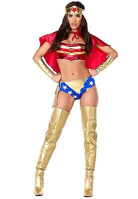 Women Super hero Costume - Female Super Hero Costume