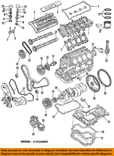 audi oem 92 94 s4 engine camshaft cam bearing 077115136a ebay 2004 Mazda 3 Engine Diagram seller \u0026 payment information