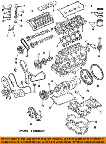 AUDI OEM 92-94 S4-Engine Camshaft Cam Bearing 077115136A | eBay  Audi S Engine Diagram on wildfire diagram, dual fuel tank plumbing diagram, 2007 audi s4 suspension diagram, 93 accord stereo wire diagram,