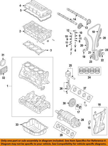 Details about KIA OEM 06-18 Optima-Engine Oil Pan 215102G500 on 2000 kia sportage motor diagram, kia car diagram, kia rio 1.6 engine, kia wiring diagram, kia rondo engine problems, kia 2.4 engine, kia axle diagram, kia 4 wheel drive problems, kia serpentine belt diagram, 2006 kia rio belt diagram, 2005 kia sedona firing order diagram, kia parts diagram, kia sedona starter diagram, 2000 kia sportage timing marks diagram, kia steering diagram, kia engine specs, toro groundsmaster 120 wire diagram, 2005 kia sedona exhaust system diagram, kia 3.5 engine problems,
