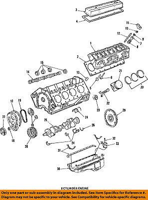 GM OEM-Engine Valve Cover 93439687