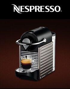 Brand new , never open -Nespresso