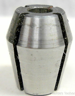 Used Double Taper Collet Drill Size 732 Dt Style Ww
