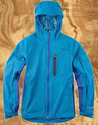 Burton Chaos Men's Large 2.5 Layer Waterproof Shell Hiking Rain Jacket Nwt $165