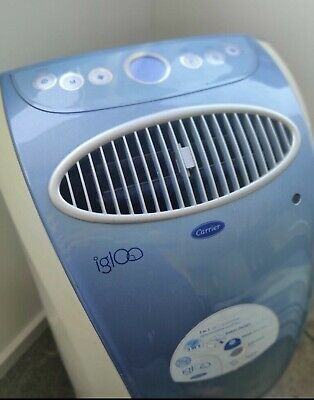 Portable air conditioner HIGH-END brand CARRIER igloo