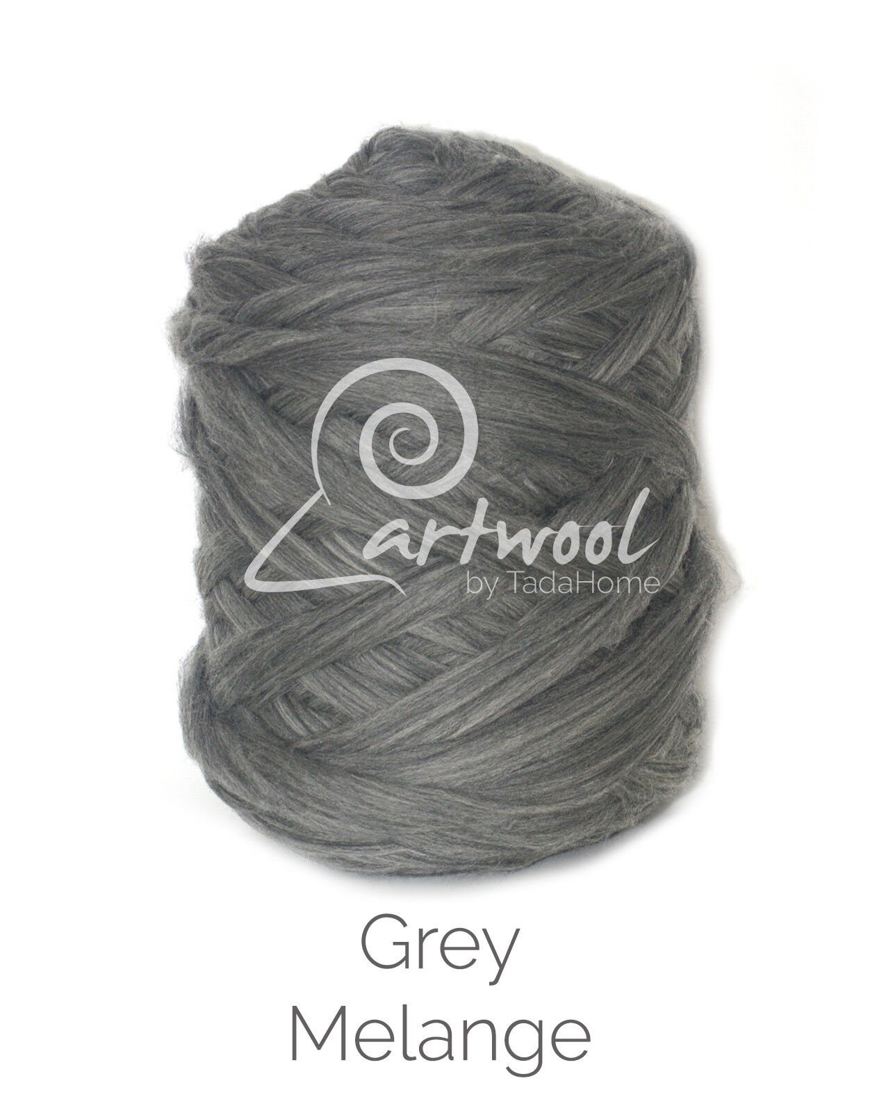 1kg Cream Mammoth® Giant Super Chunky Big Extreme Arm Knitting Merino Like Yarn