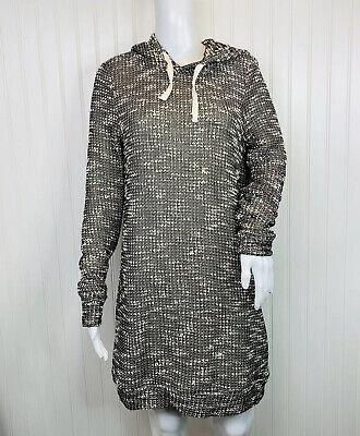 Fabletics Yukon Sweater Dress Size Medium Long Sleeve Hooded
