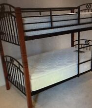 Bunk beds single Belrose Warringah Area Preview