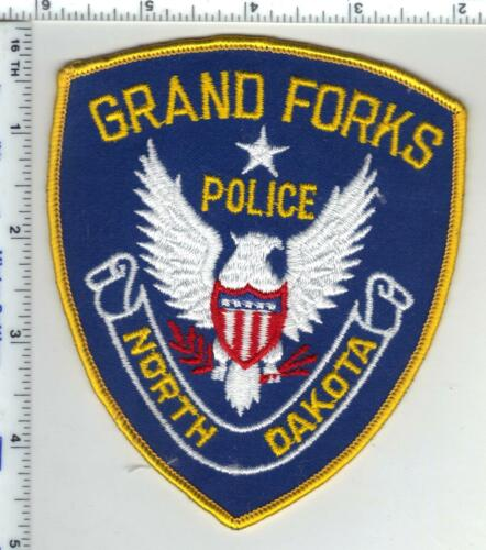 Grand Forks Police (North Dakota) 5th Issue Shoulder Patch