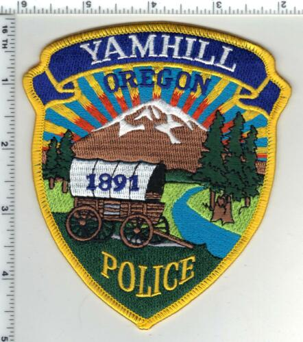 Yamhill Police (Oregon) 4th Issue Shoulder Patch