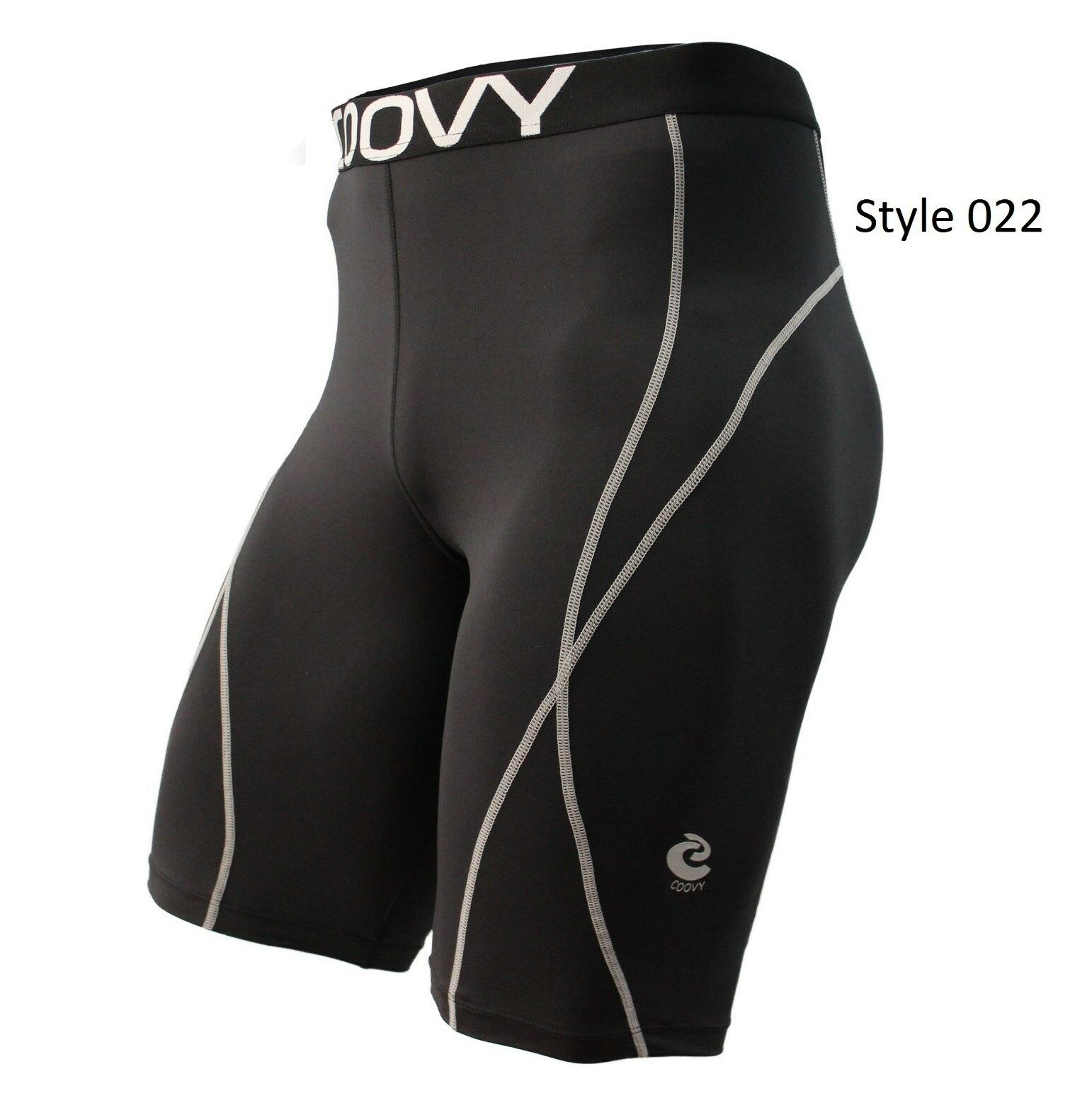 022 Black Short Pant