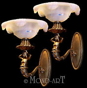 1930'S Wall Sconces