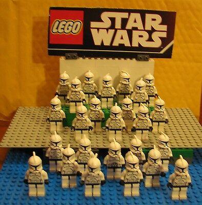 STAR WARS LEGO LOT  MINIFIGURE--MINI FIG--