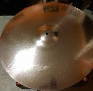 "Vintage Sabian 20"" ride cymbal"