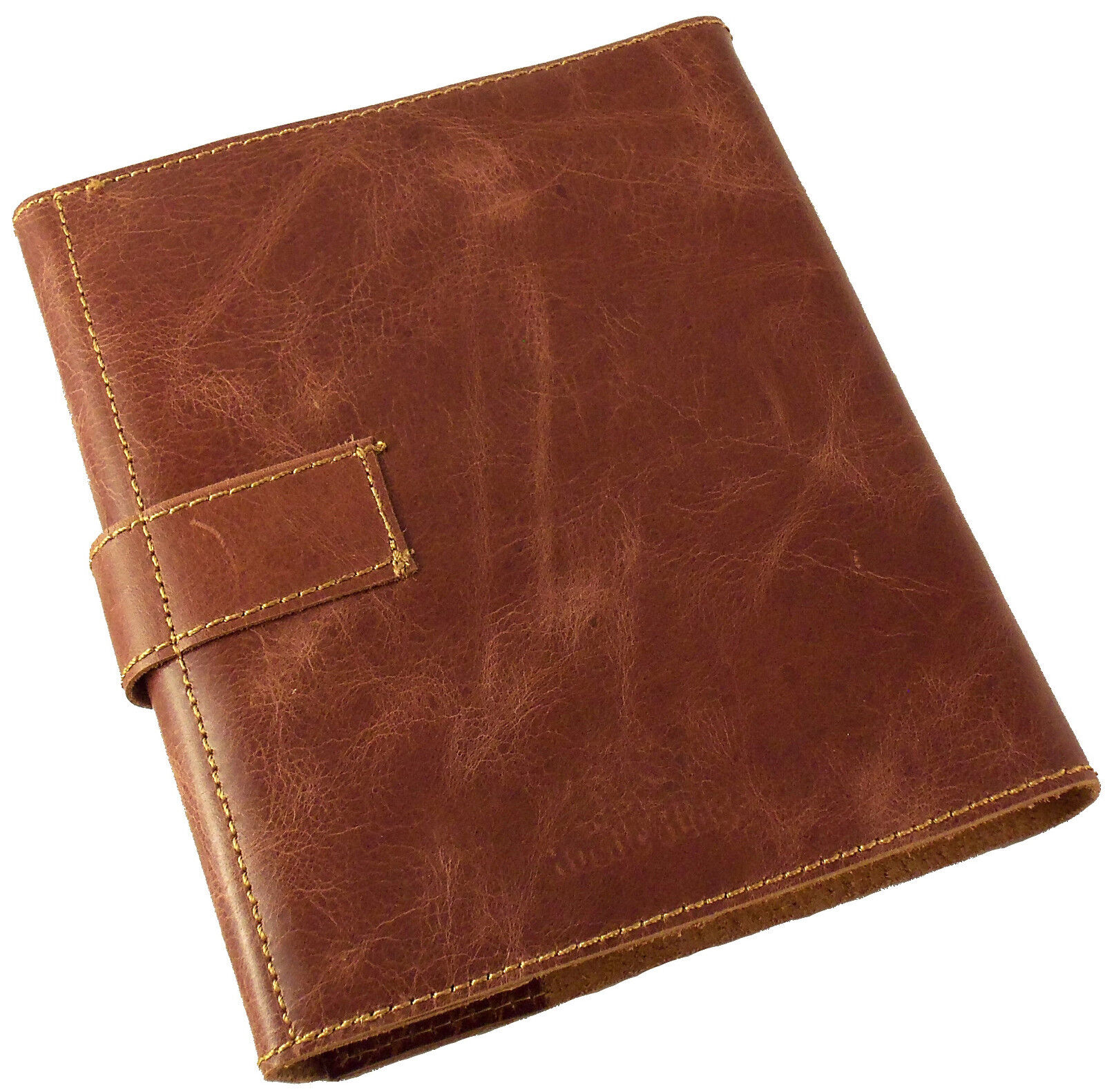 Refillable Leather Journal Sketchbook Travel Notebook Blank Diary Vintage Rustic 5