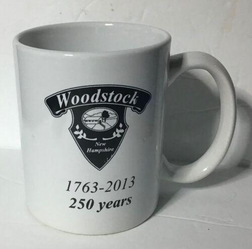 Woodstock New Hampshire 250 Anniversary Mug