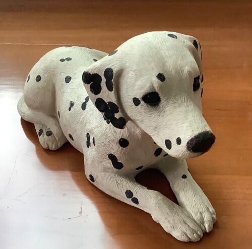 Sandicast-Dalmation Dog-1986-Sandra Brue -Handpainted