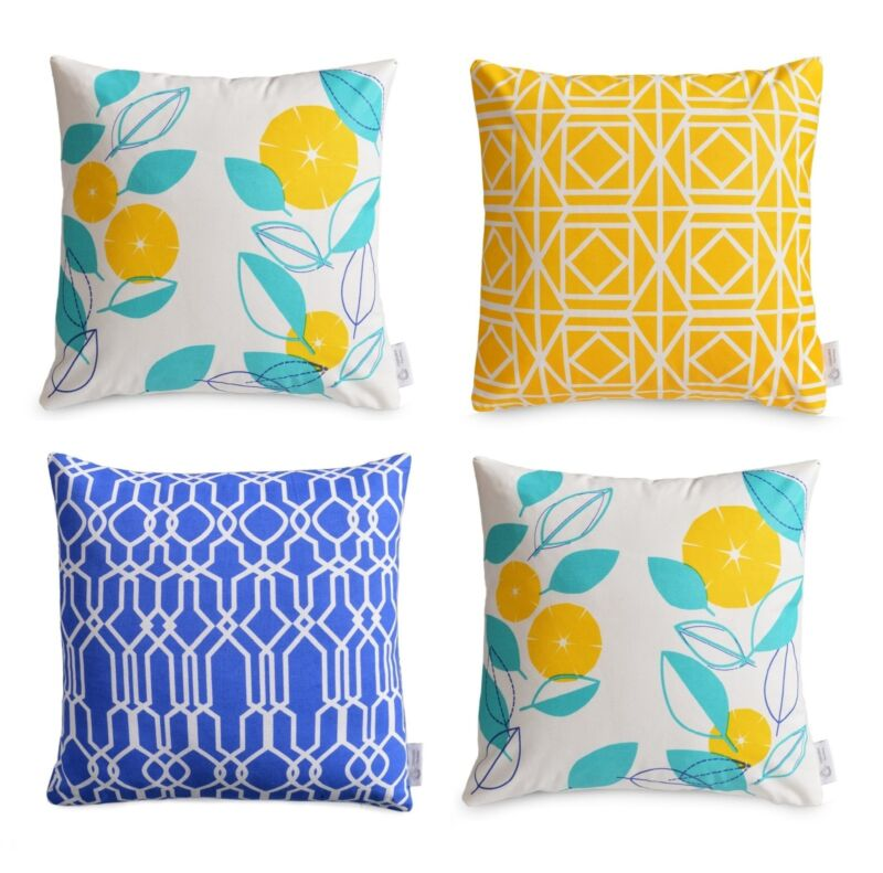 Maintaining Outdoor Cushions