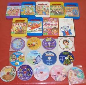 DVD Childrens/ Toddlers Hurstville Grove Kogarah Area Preview