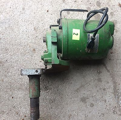 Rare Beverly 1mb Powered Throatless Shear