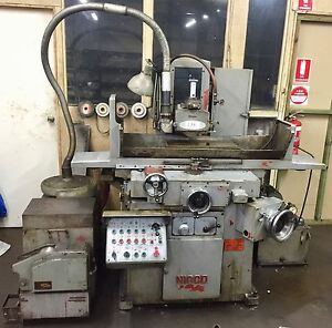 Nicco Surface Grinder NSG-520 - with Electromagnetic Chuck. Buderim Maroochydore Area Preview