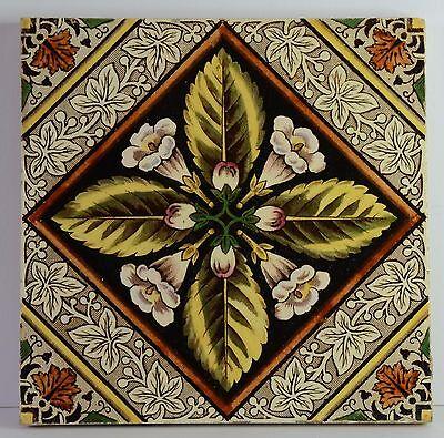 Antique?/Vintage? Aesthetic Ceramic Tile.