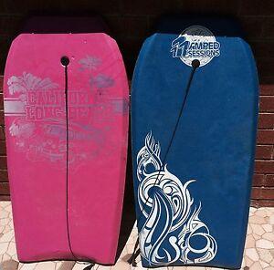 2 Boogie boards - Large size.. Bunglegumbie Dubbo Area Preview
