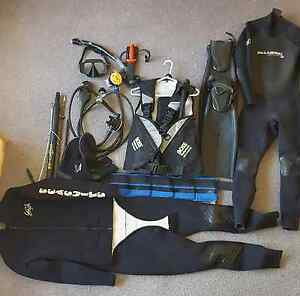 Scuba Dive Gear Bunbury Bunbury Area Preview