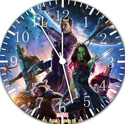 Guardians of the Galaxy Frameless Borderless Wall Clock For Gifts or Decor E71
