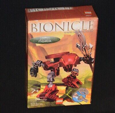 LEGO BIONICLE #4877 RAHAGA NORIK NEW SEALED BOX