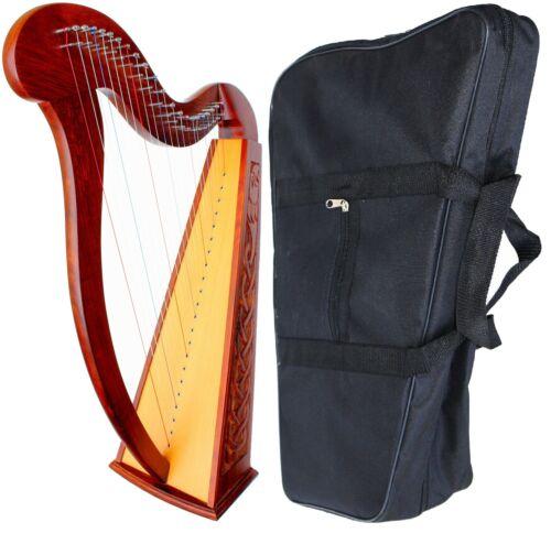22 Strings Celtic Irish Lap Harp DH-888