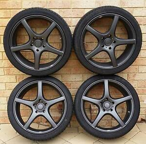 """19"""" Wheels and Tyres suit Commodore Redcliffe Belmont Area Preview"""