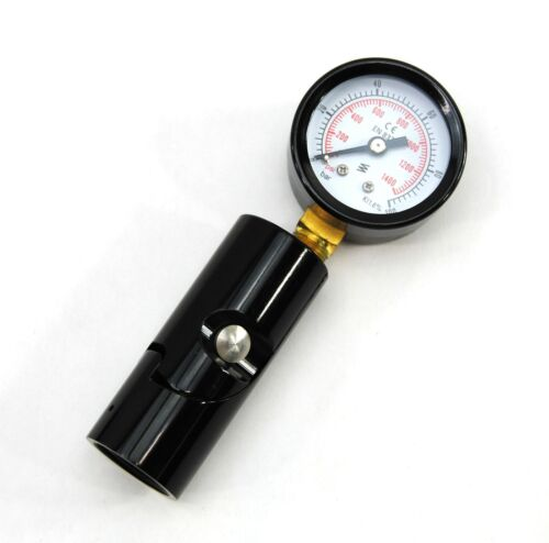 Inception Design Paintball EZ Pressure Tester with Gauge - Standard Pressure