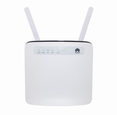 Unlocked Huawei E5186 4G LTE 300Mbps WiFi Router Hotspot Modem With Two Antenna