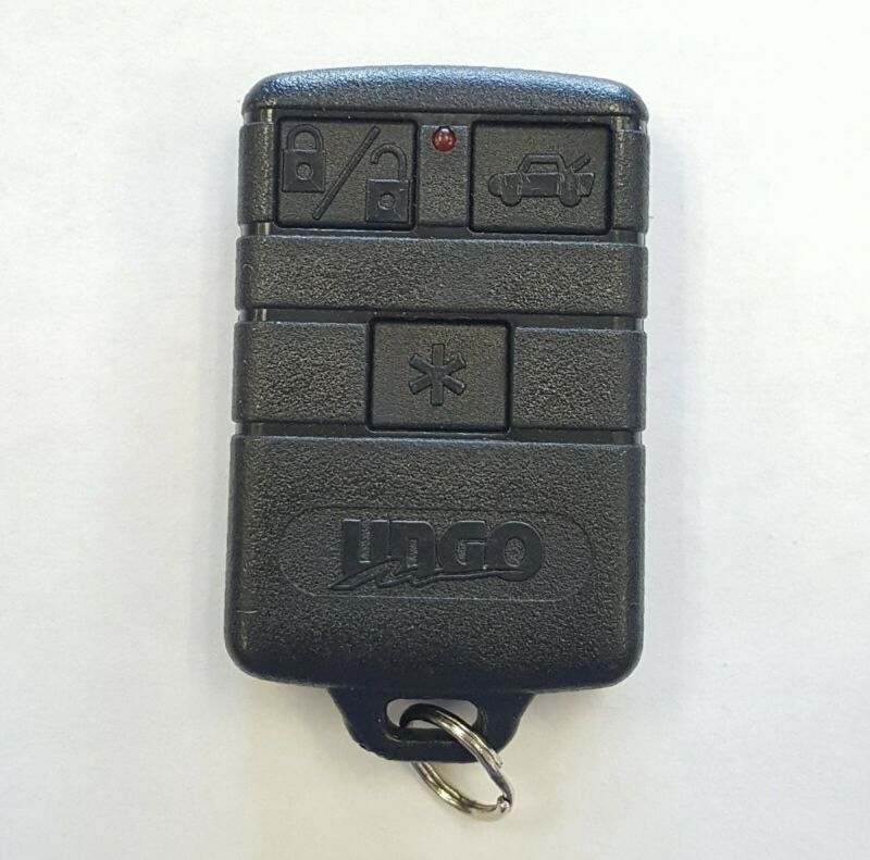 Ungo SAA150T 3 Button Remote for use on CS150 Remote Start System * NEW