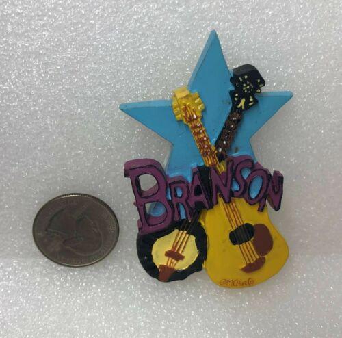 Branson Missouri Guitar Banjo Magnet