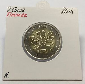 2-Euro-FINLANDIA-2004-Conservazione-Nuova