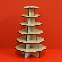 Wedding Table Display , Ferrero Chocolate Stand 6 Tier , Mdf Unpainted Kit - unbranded - ebay.co.uk